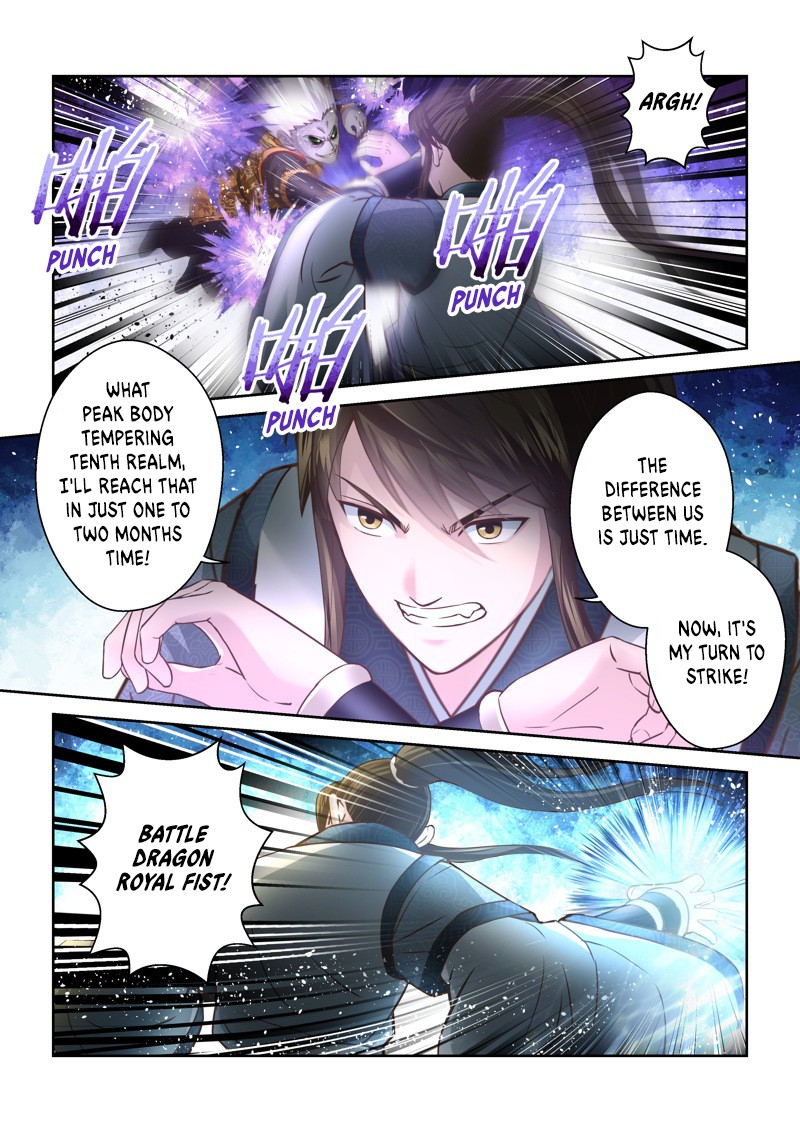 Holy Ancestor - chapter 154 - #2