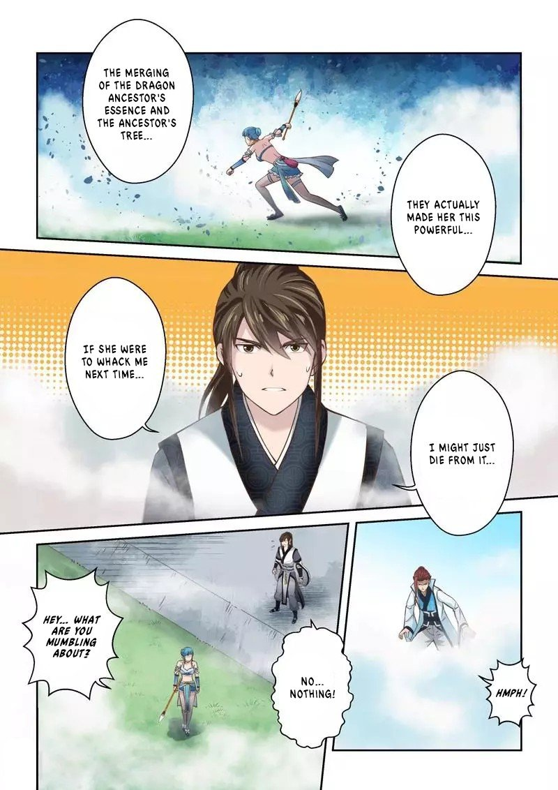 Holy Ancestor - chapter 226 - #2