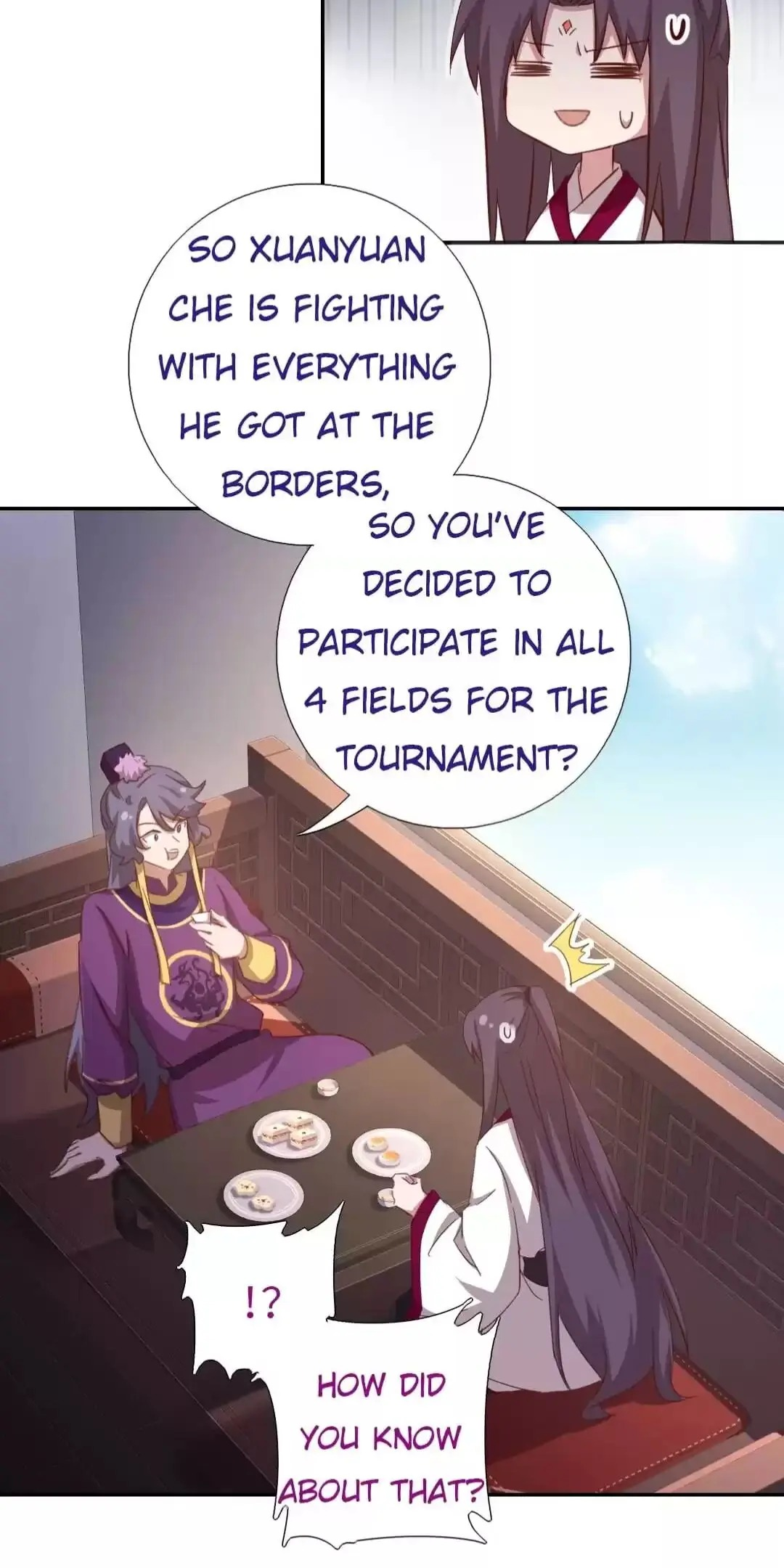 Holy Chef, Crazy Empress - chapter 168 - #2