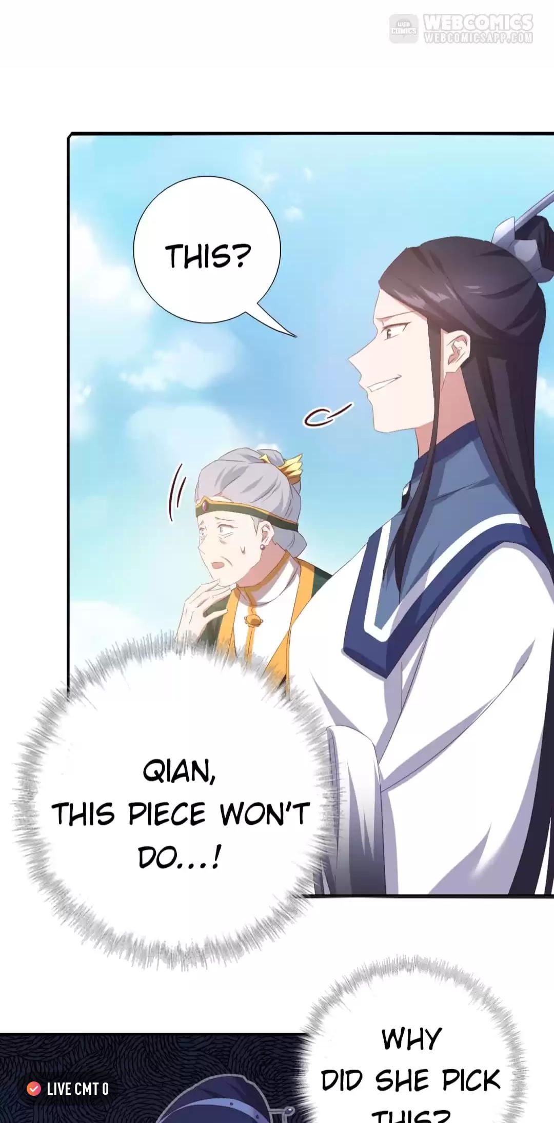 Holy Chef, Crazy Empress - chapter 242 - #2