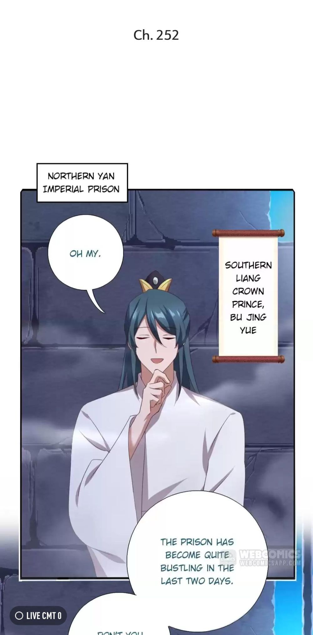 Holy Chef, Crazy Empress - chapter 252 - #1