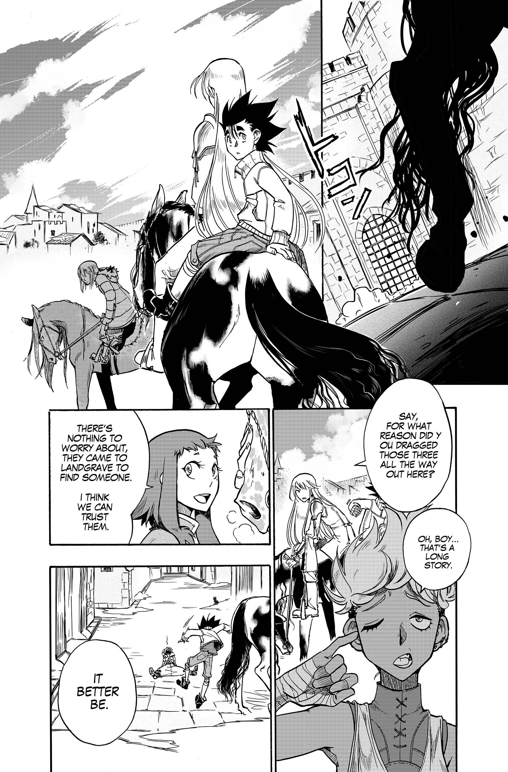 HORION - chapter 10 - #2