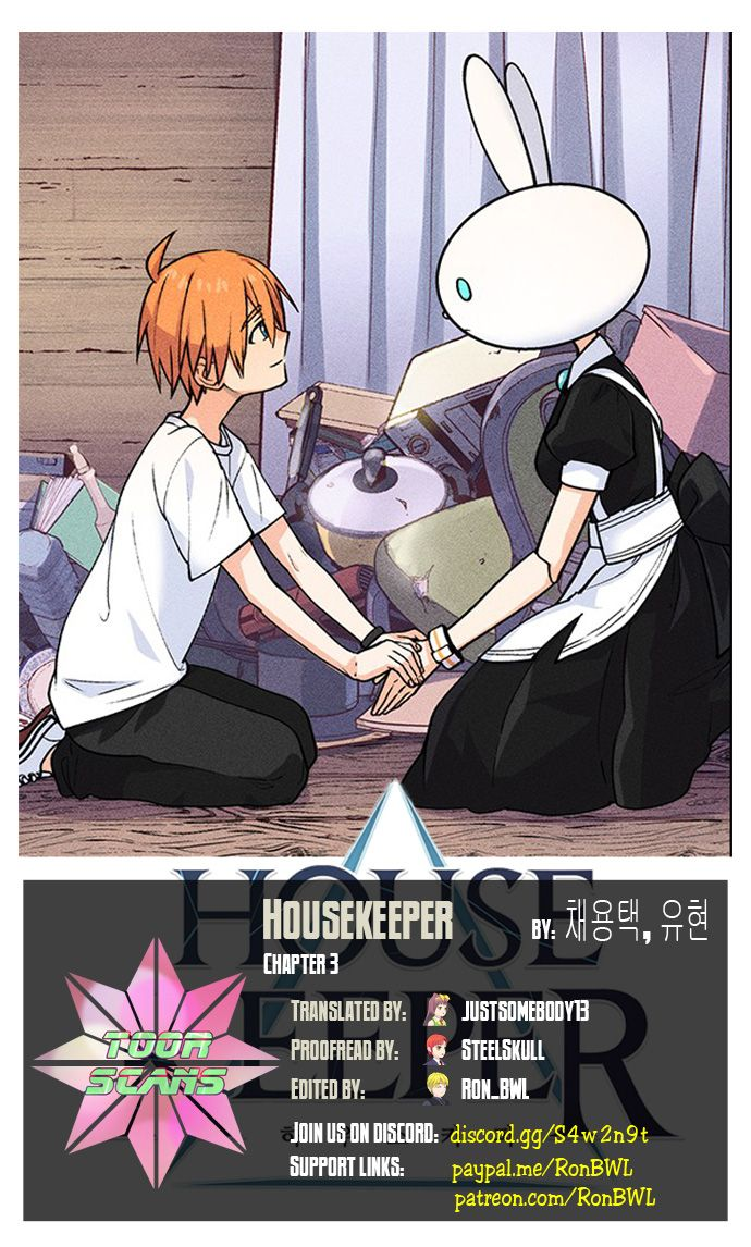 Housekeeper - chapter 3 - #1