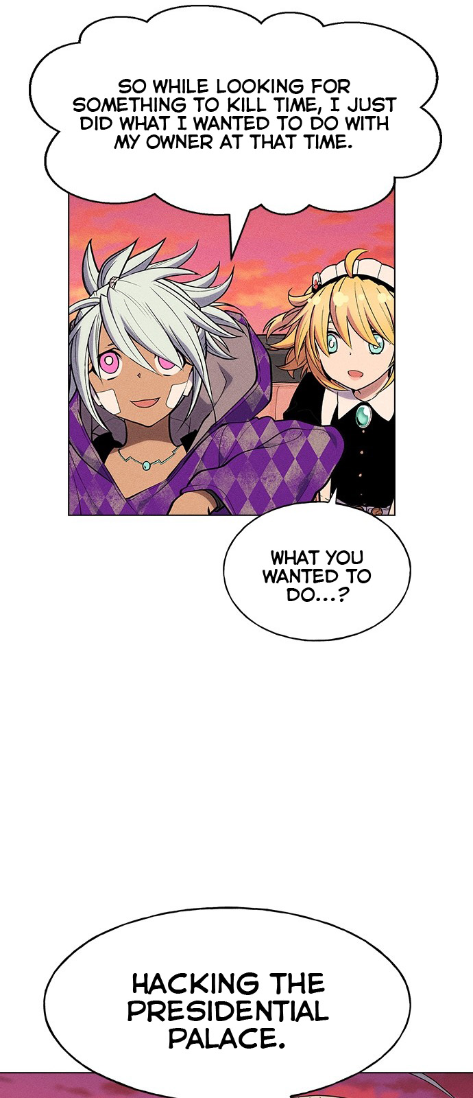 Housekeeper - chapter 30 - #3