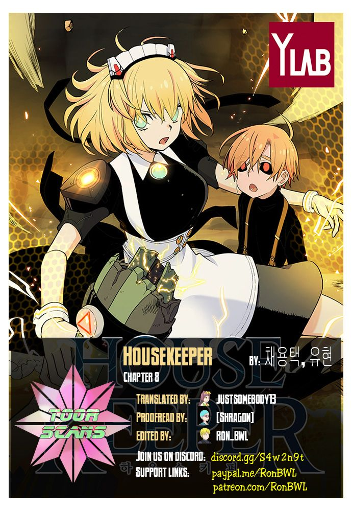 Housekeeper - chapter 8 - #1