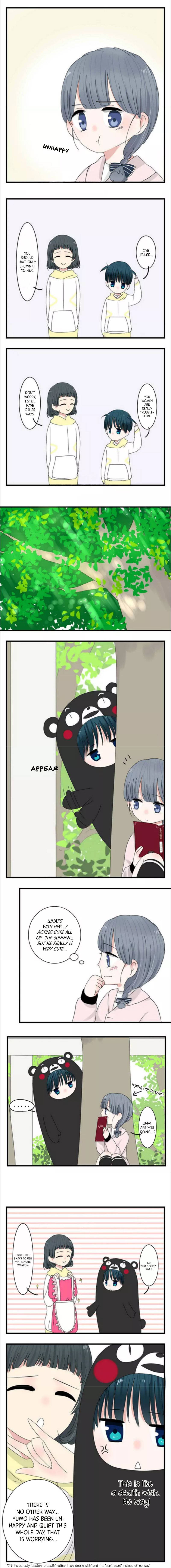 How small and innocent (No Words sequel) - chapter 6 - #2
