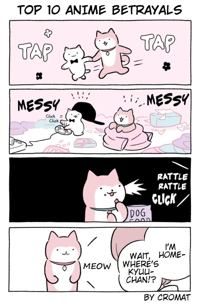 Hungry Cat Kyuu-Chan - chapter 27 - #1