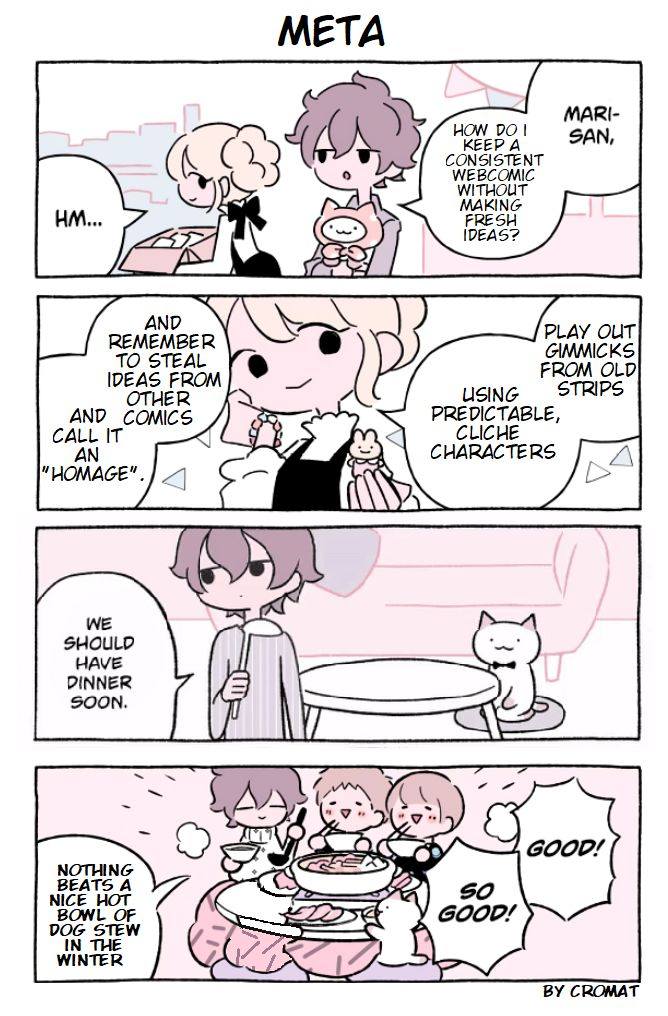 Hungry Cat Kyuu-Chan - chapter 28 - #1