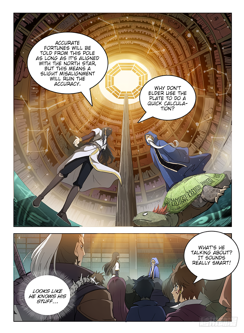 Hunter Age - chapter 105 - #3