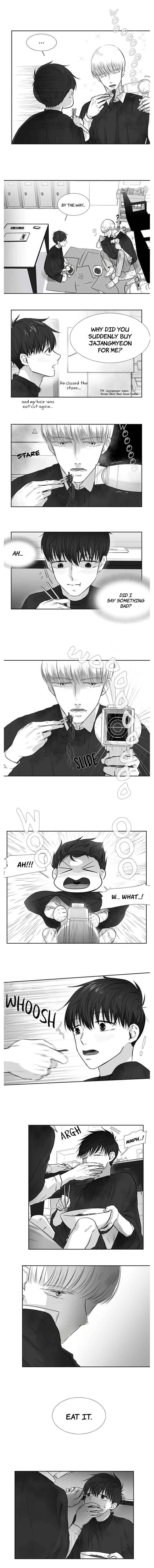 Hyung From The Neighborhood salon - chapter 2 - #3