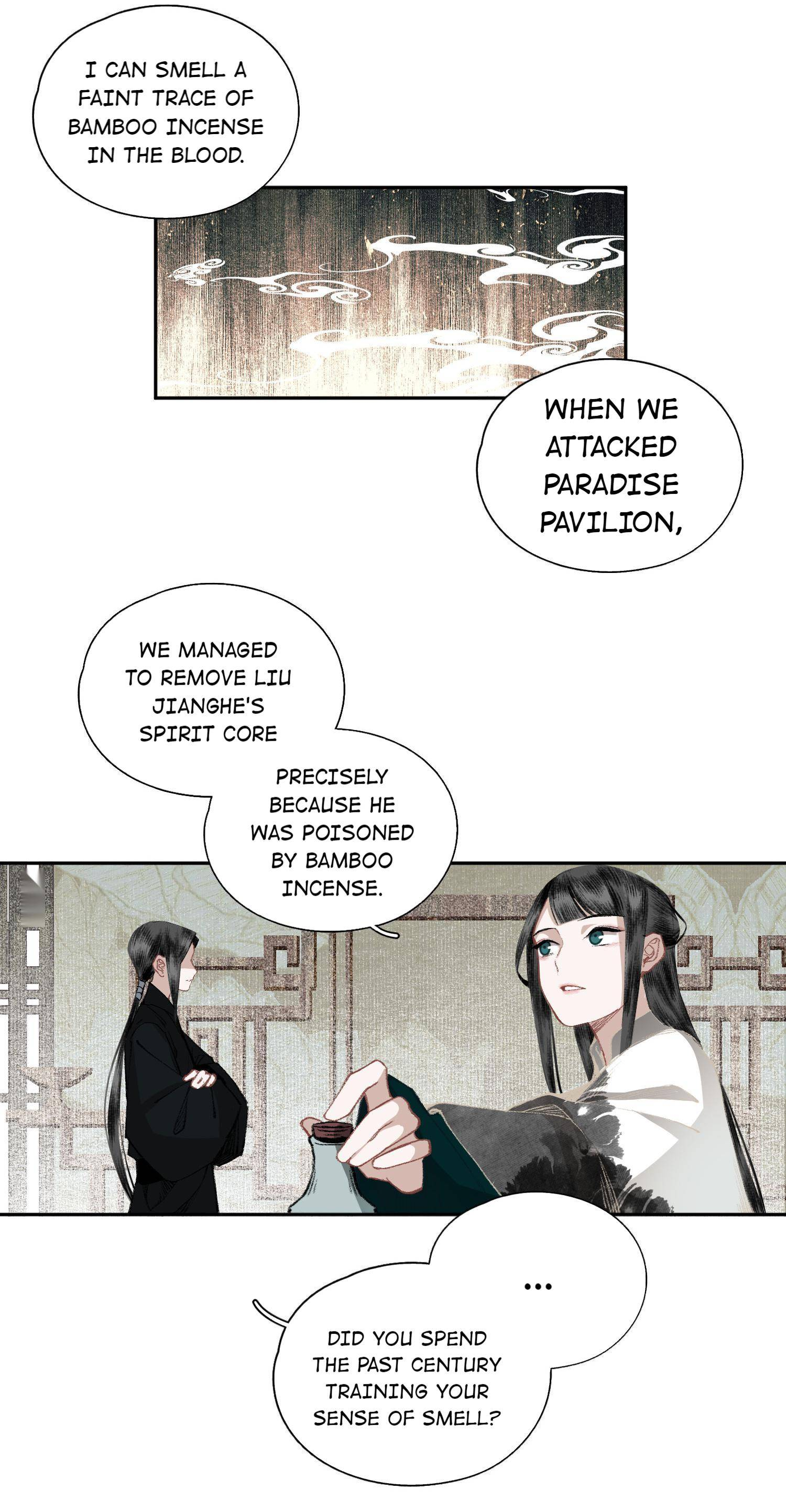 I Accidentally Saved The Jianghu's Enemy - chapter 31.2 - #1