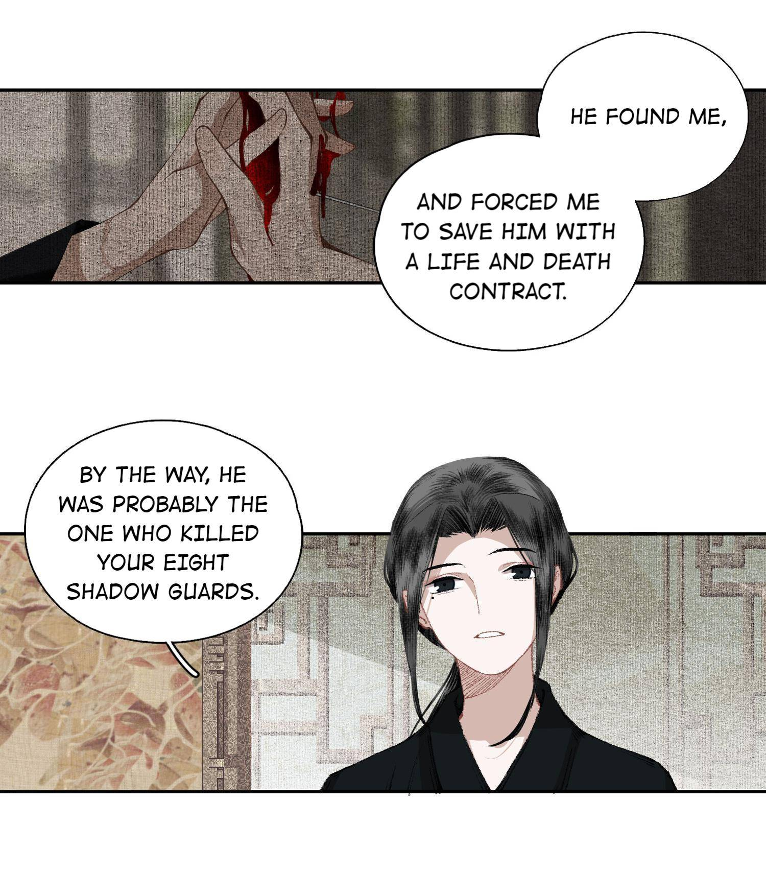 I Accidentally Saved The Jianghu's Enemy - chapter 31.2 - #3