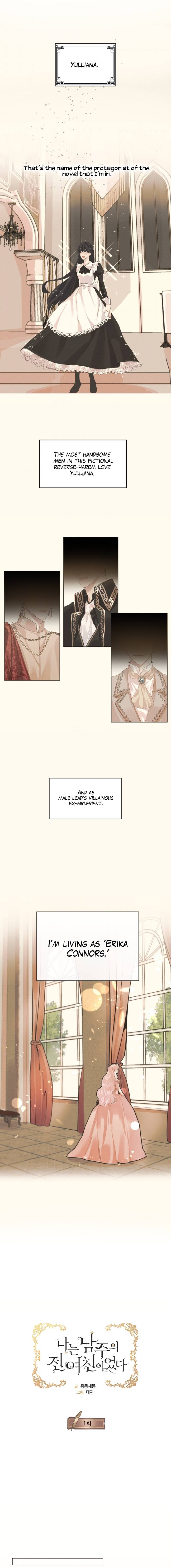 I Am The Male Lead'S Ex-Girlfriend - chapter 1 - #2