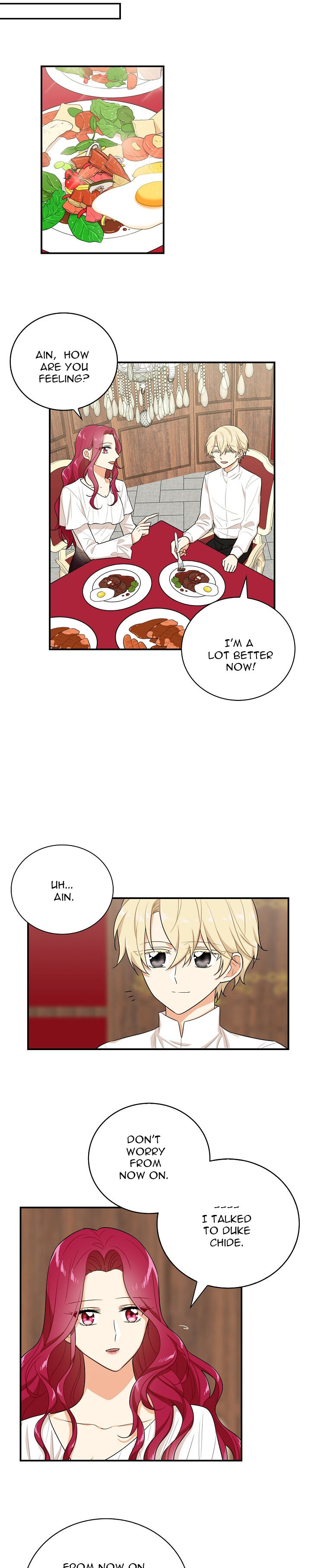 I Became the Mother of the Villain - chapter 13 - #2