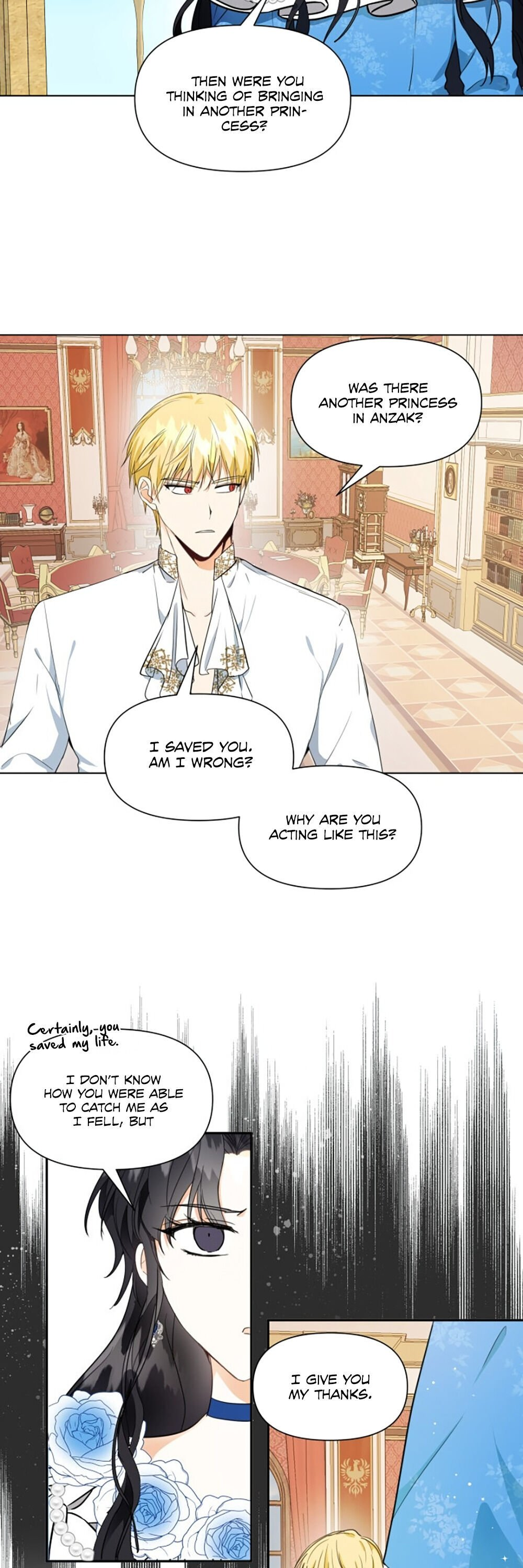 I Became The Wife Of A Tragedy'S Main Lead - chapter 4 - #2