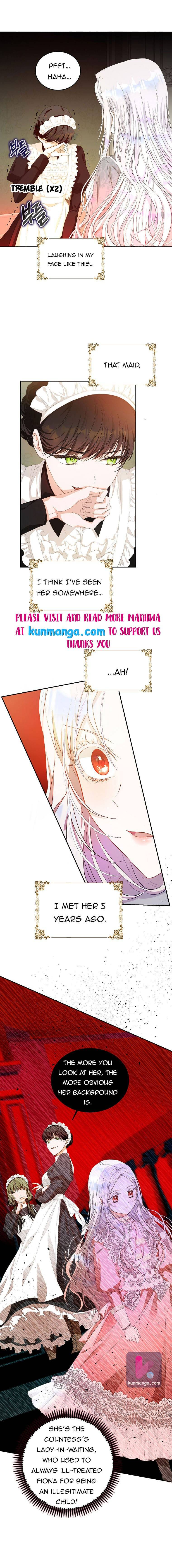 I Became the Wife of the Male Lead - chapter 21 - #2