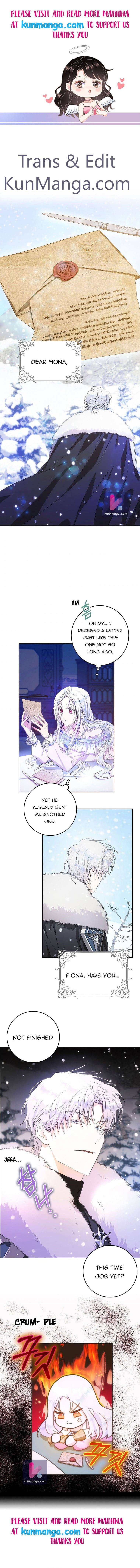 I Became the Wife of the Male Lead - chapter 24 - #1