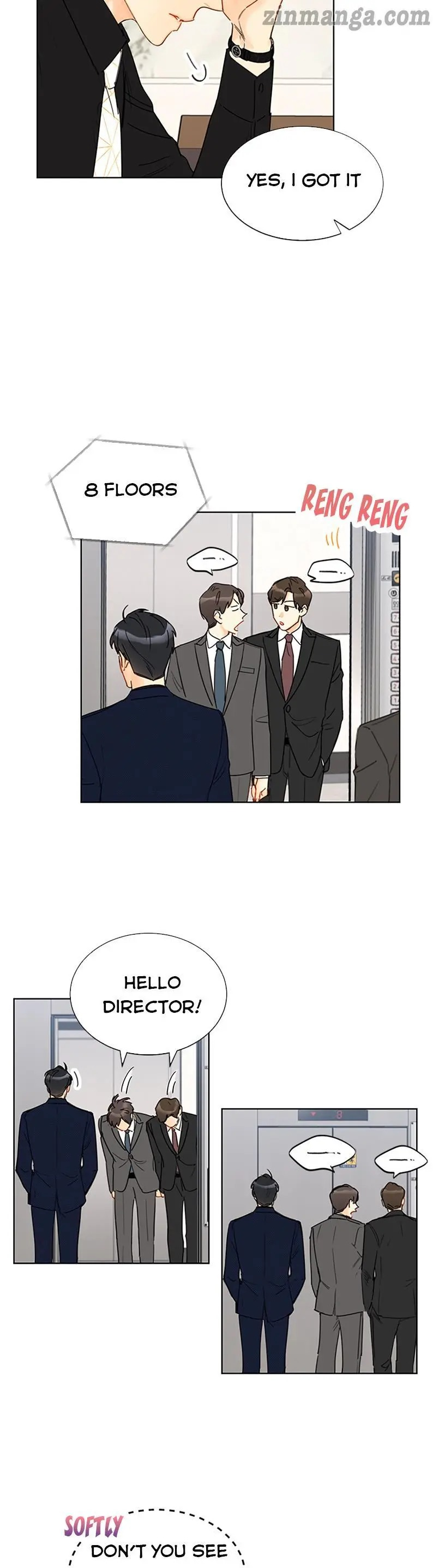 I Got A Date With The President - chapter 124 - #3