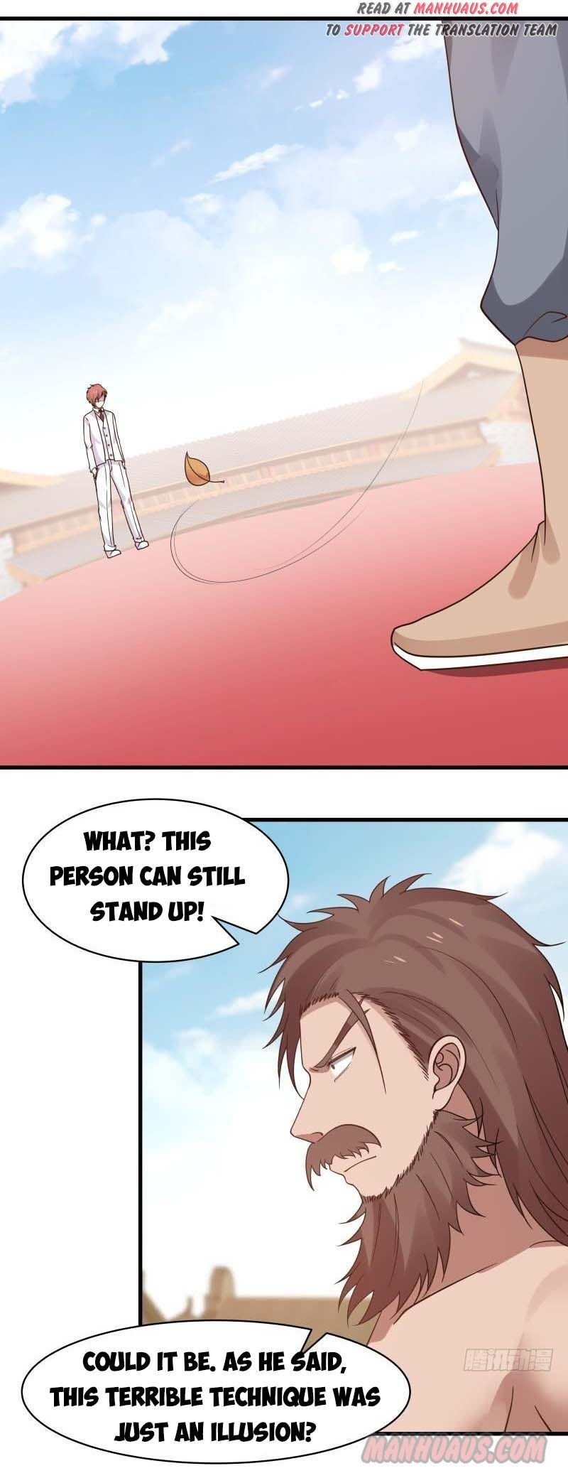 I Have a Dragon in My Body - chapter 127 - #2