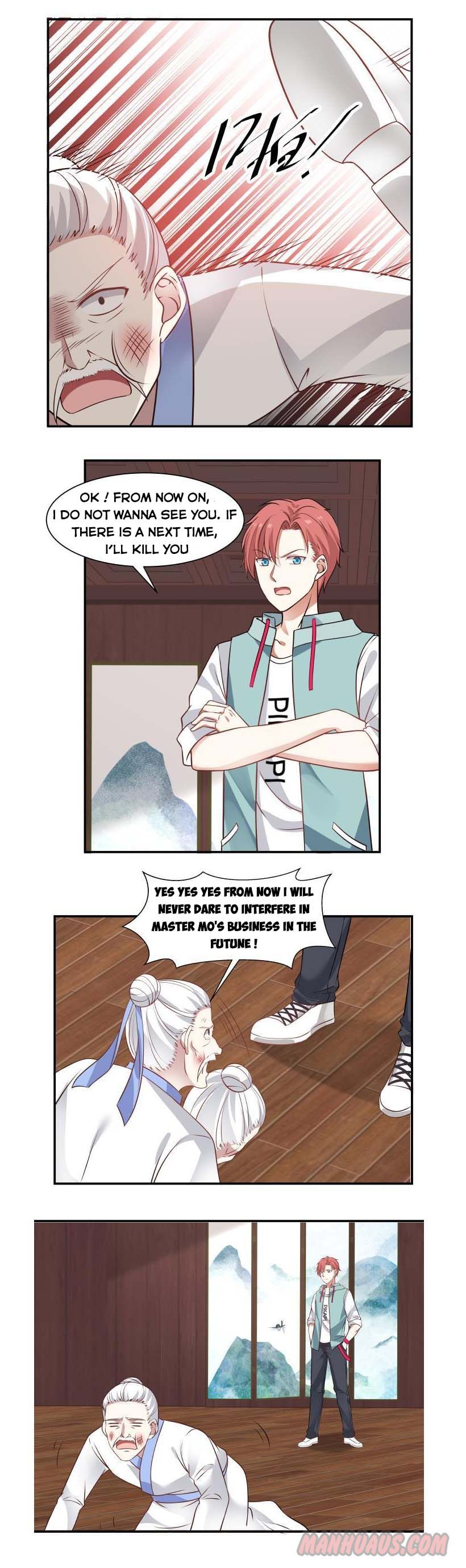 I Have a Dragon in My Body - chapter 99 - #1