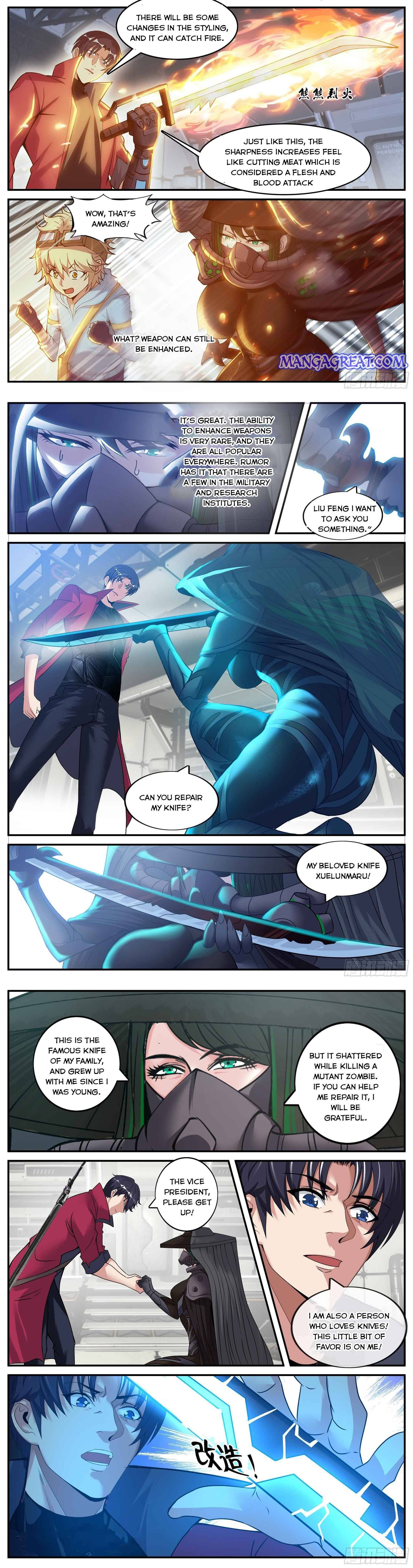 I Have An Apocalyptic Dungeon - chapter 61 - #3