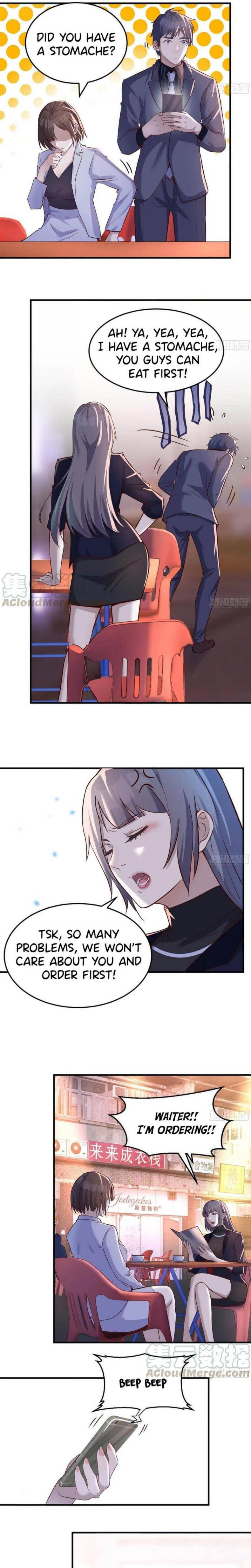 I have Twin Girlfriends - chapter 71 - #2