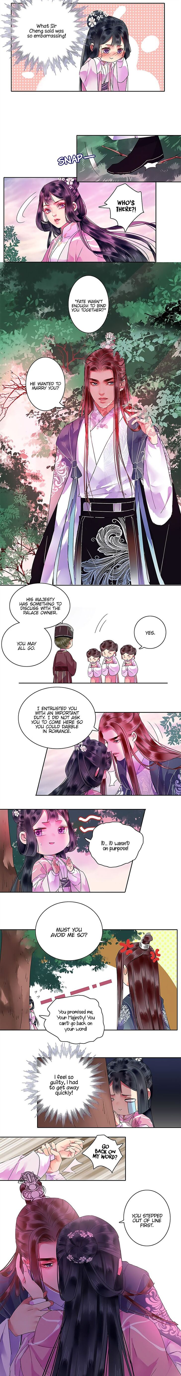 i'm a Tyrant in His Majesty's Harem - chapter 121 - #2