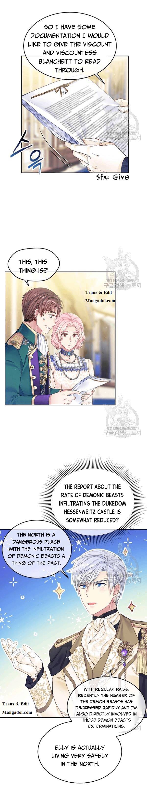 I'm In Trouble Because My Husband Is So Cute - chapter 25 - #3