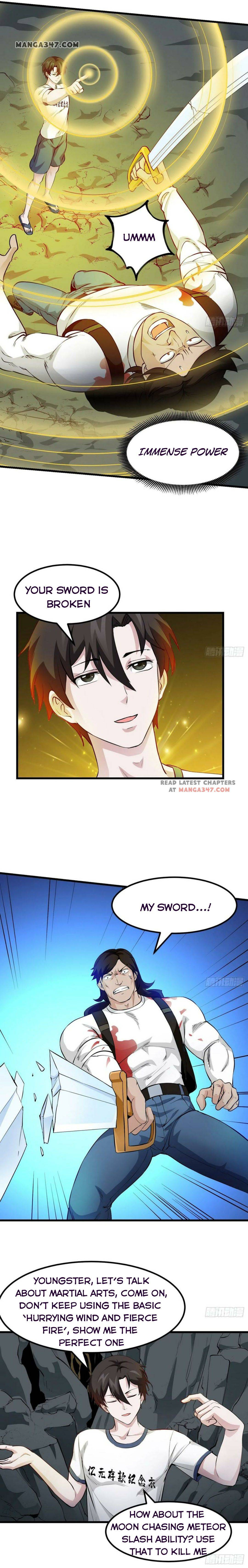 I'm Just An Immortal - chapter 75 - #3