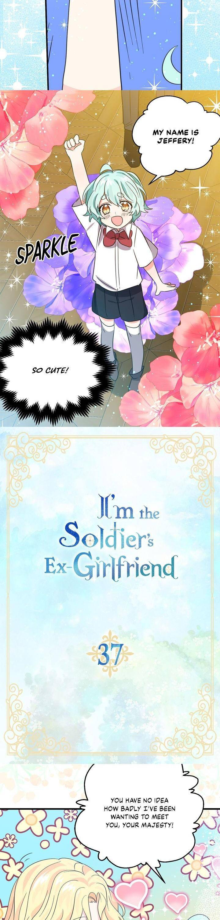 I'm the Soldier's Ex-Girlfriend - chapter 37 - #2