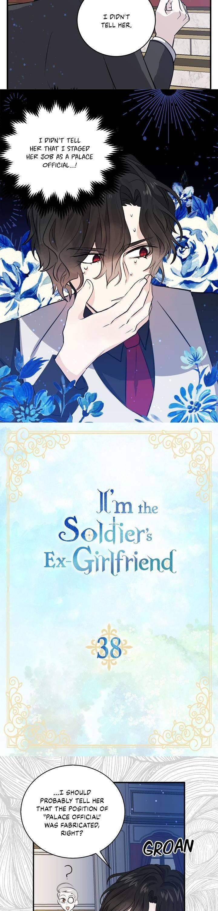 I'm the Soldier's Ex-Girlfriend - chapter 38 - #2