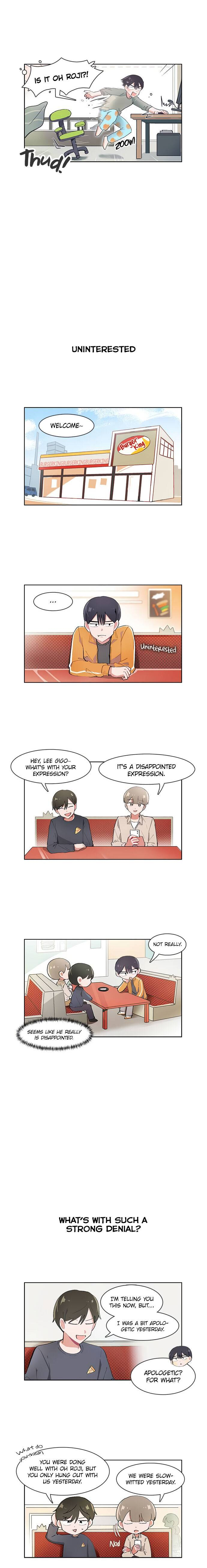 I Only Want to Beat You - chapter 31 - #3