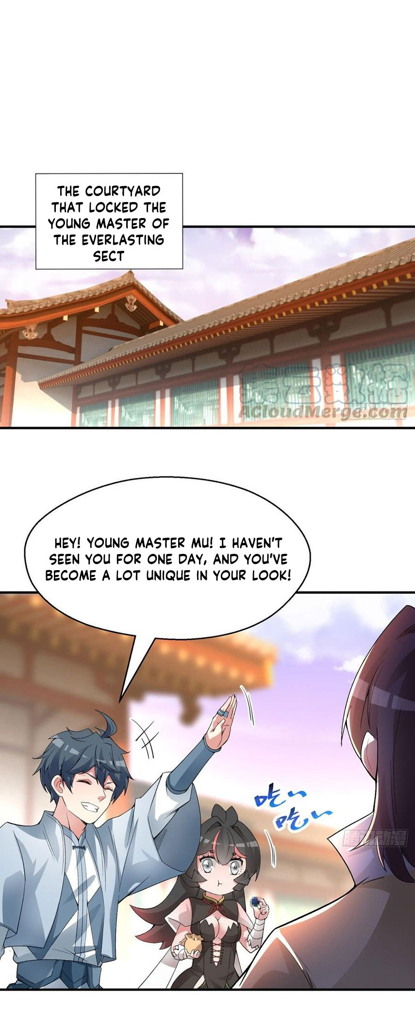 I Picked up an Attribute - chapter 28 - #2