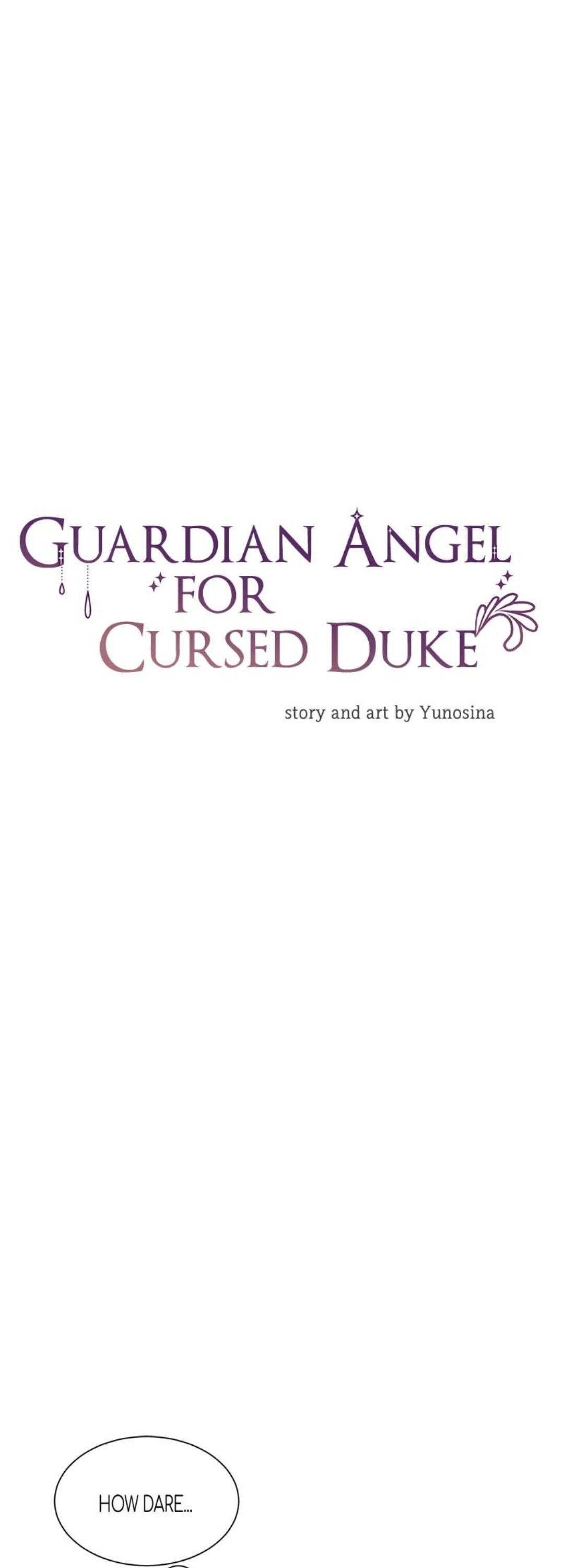 I Saved The Cursed Duke - chapter 45 - #1