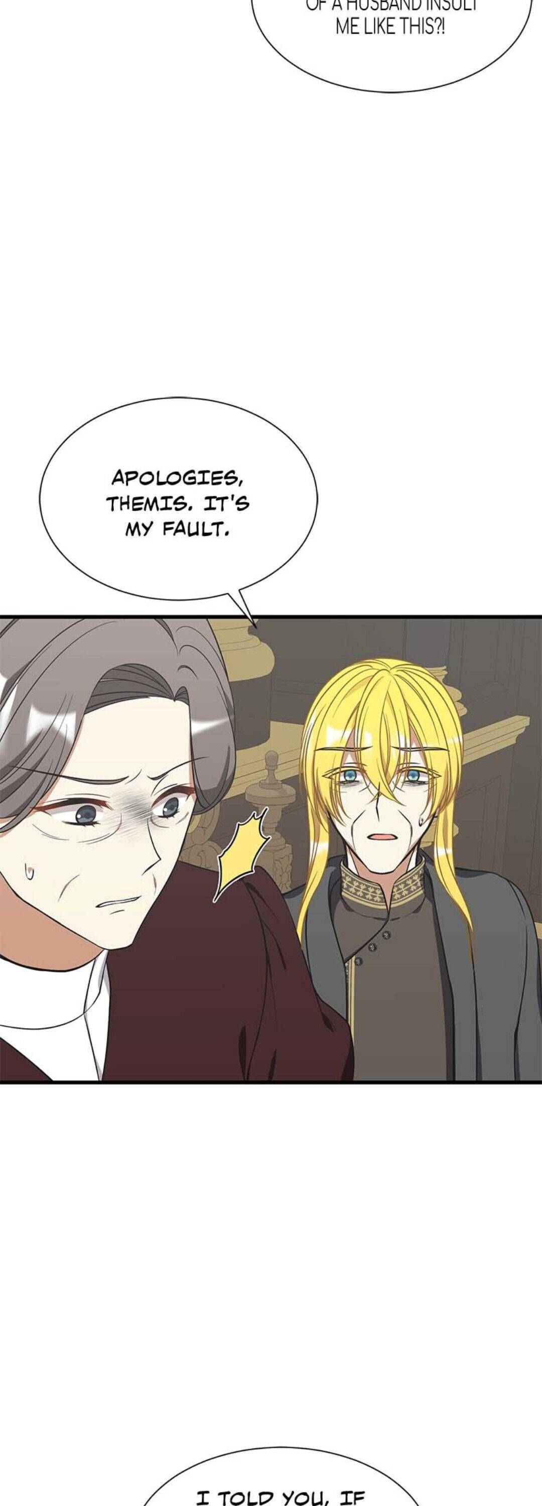 I Saved The Cursed Duke - chapter 45 - #3
