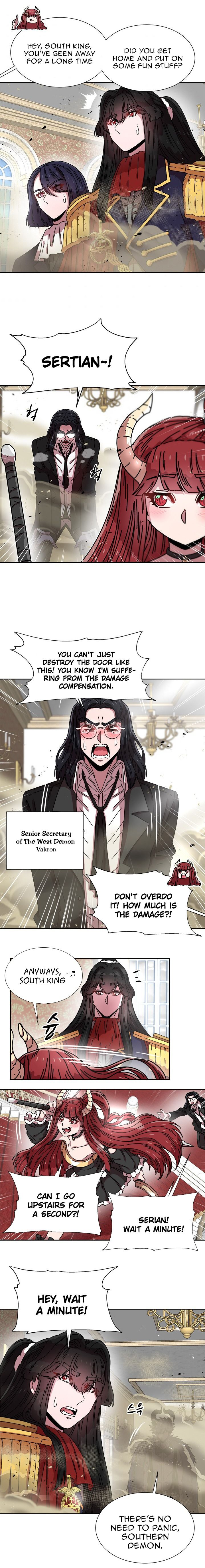 I Was Born As The Demon Lord's Daughter - chapter 38 - #3