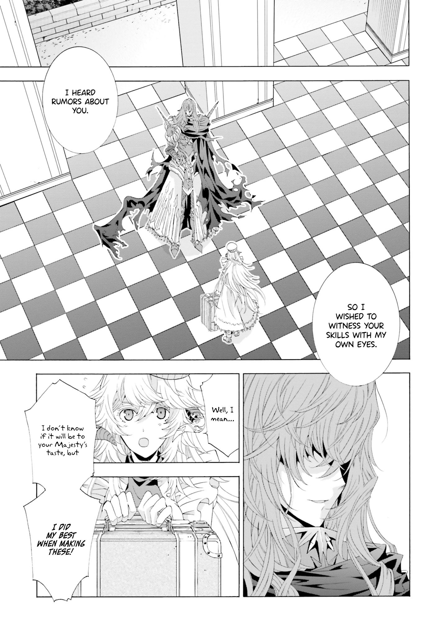 I was Pleased to Make a Parfait for the Demon King - chapter 4 - #3