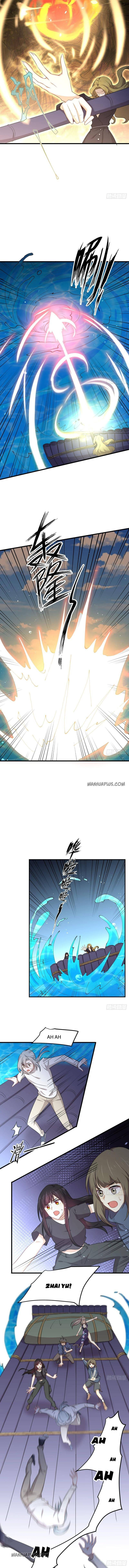Immortal Swordsman In The Reverse World - chapter 199 - #3