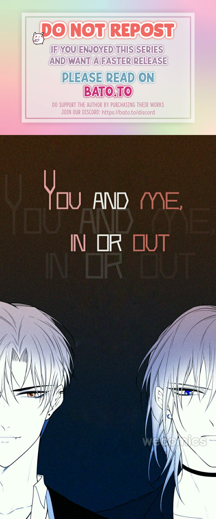 In or Out - chapter 24 - #1