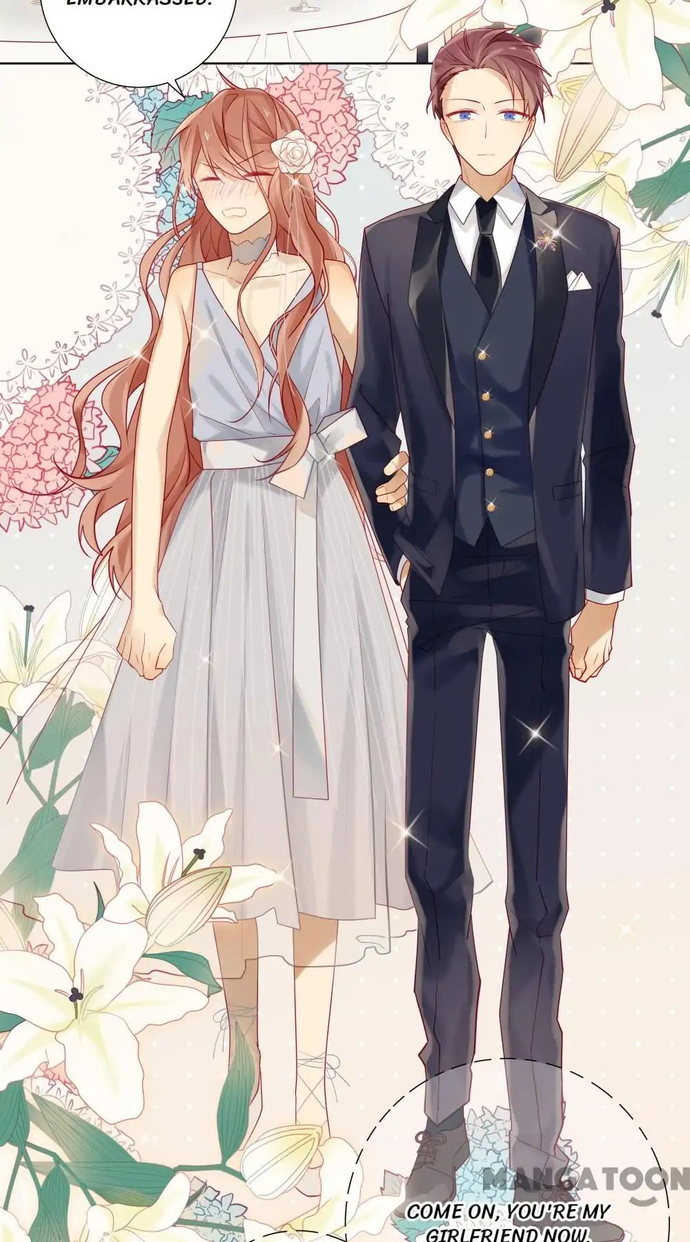 in Search of The Twelve Golden Hairpins - chapter 49 - #2