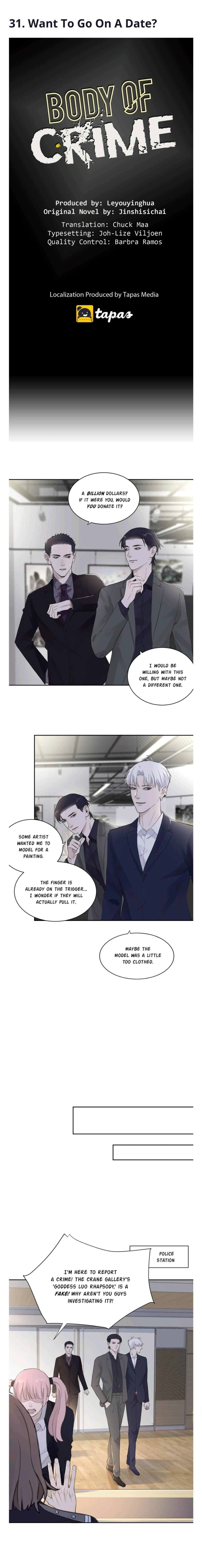In The Dark - chapter 31 - #1