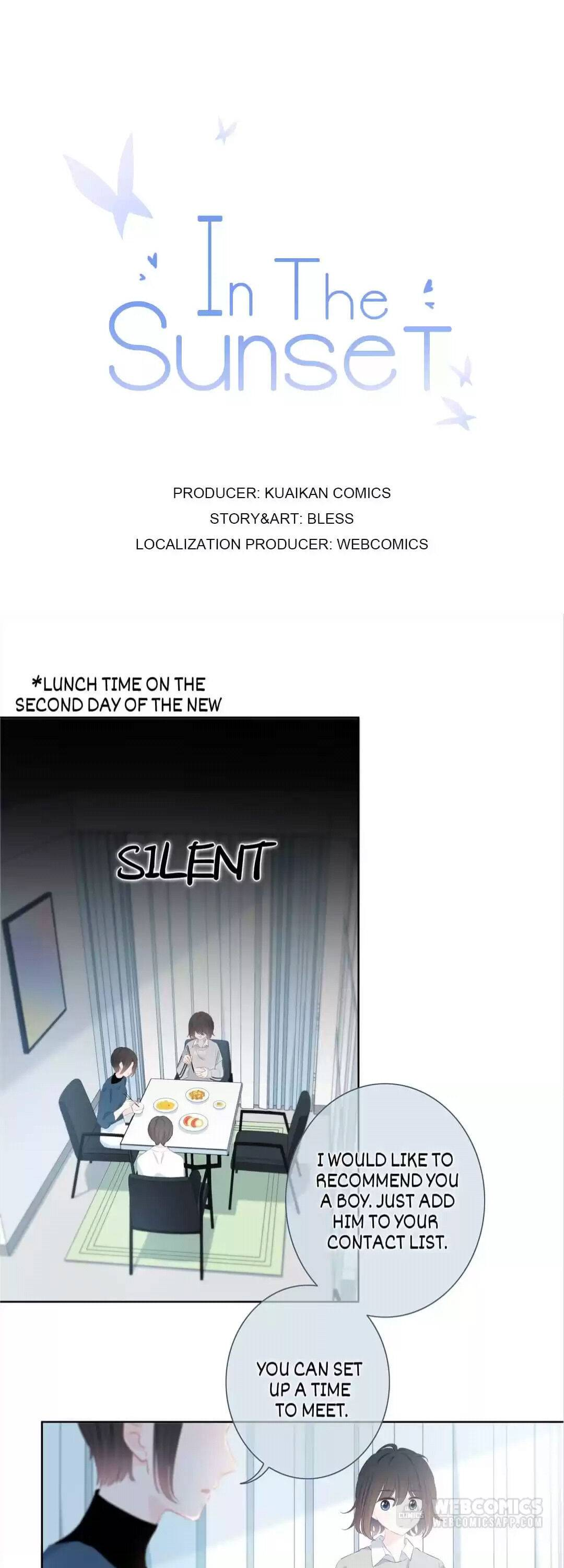 In The Sunset (Official) - chapter 42 - #1