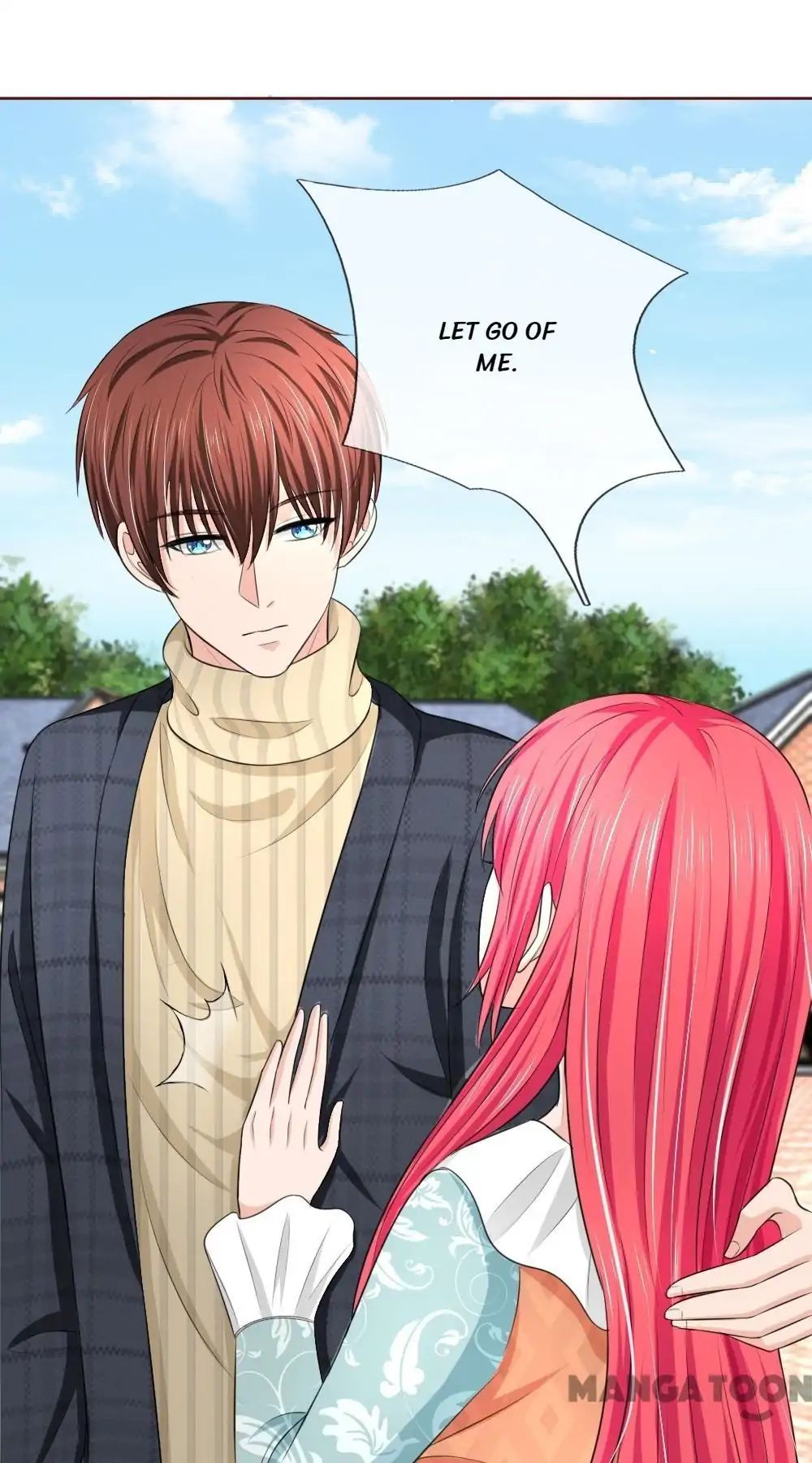 Inescapable Runaway Love - chapter 144 - #3