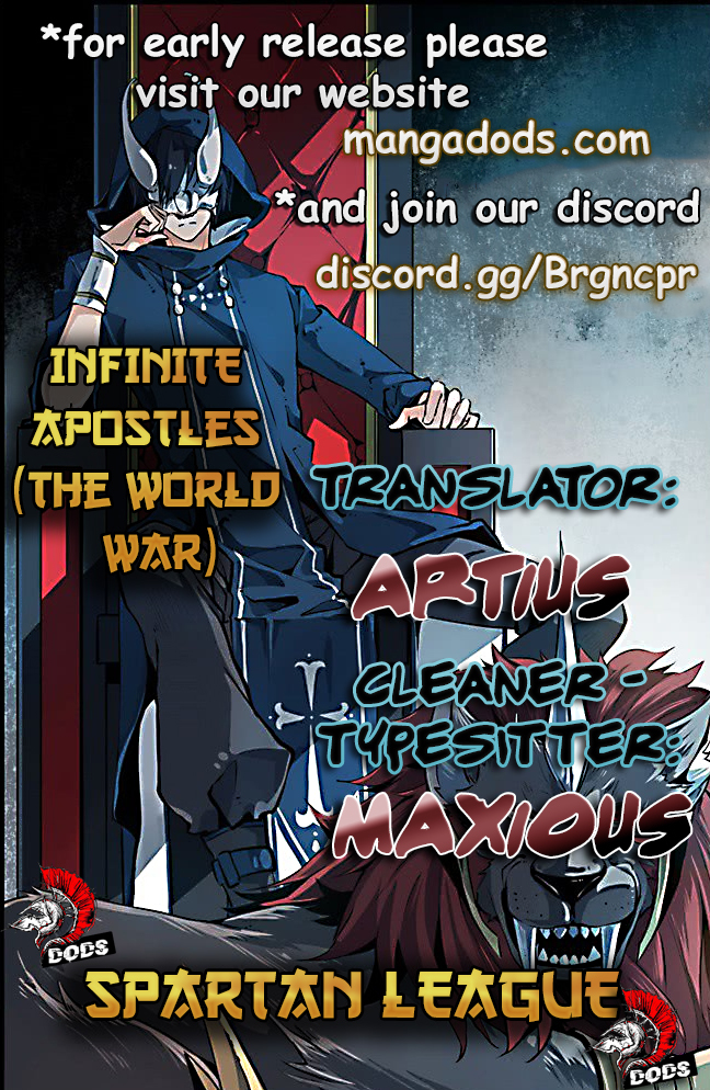Infinite Apostles And Twelve War Girls - chapter 1 - #1