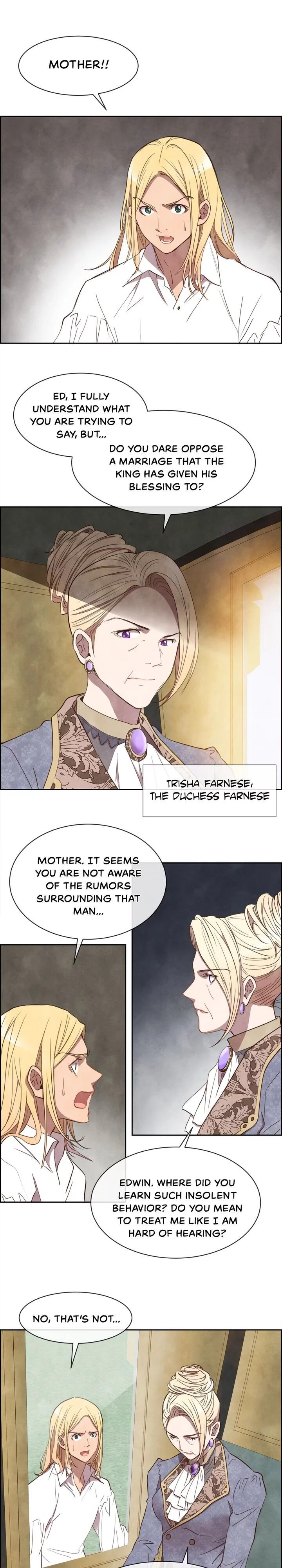 Ingrid, The White Deer - chapter 11 - #1