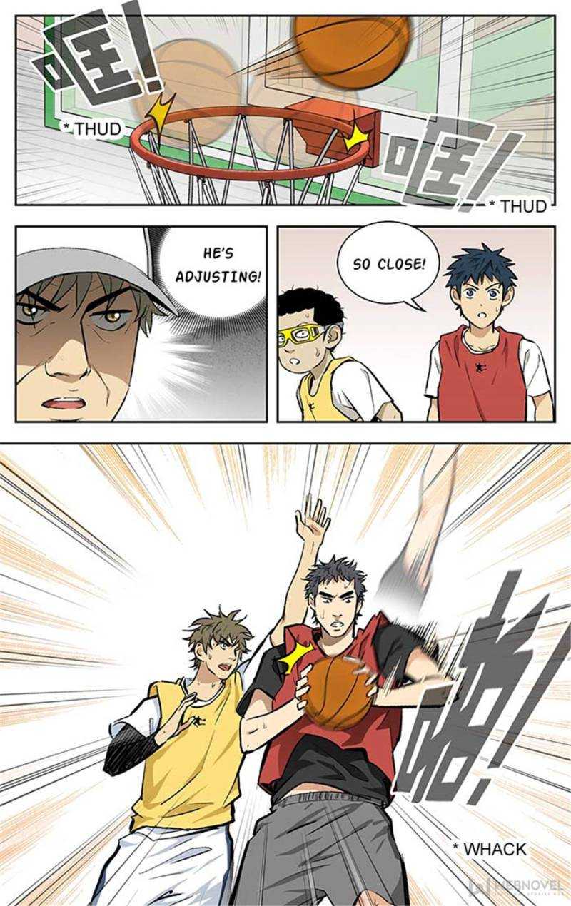 Into The Net! - chapter 129 - #2