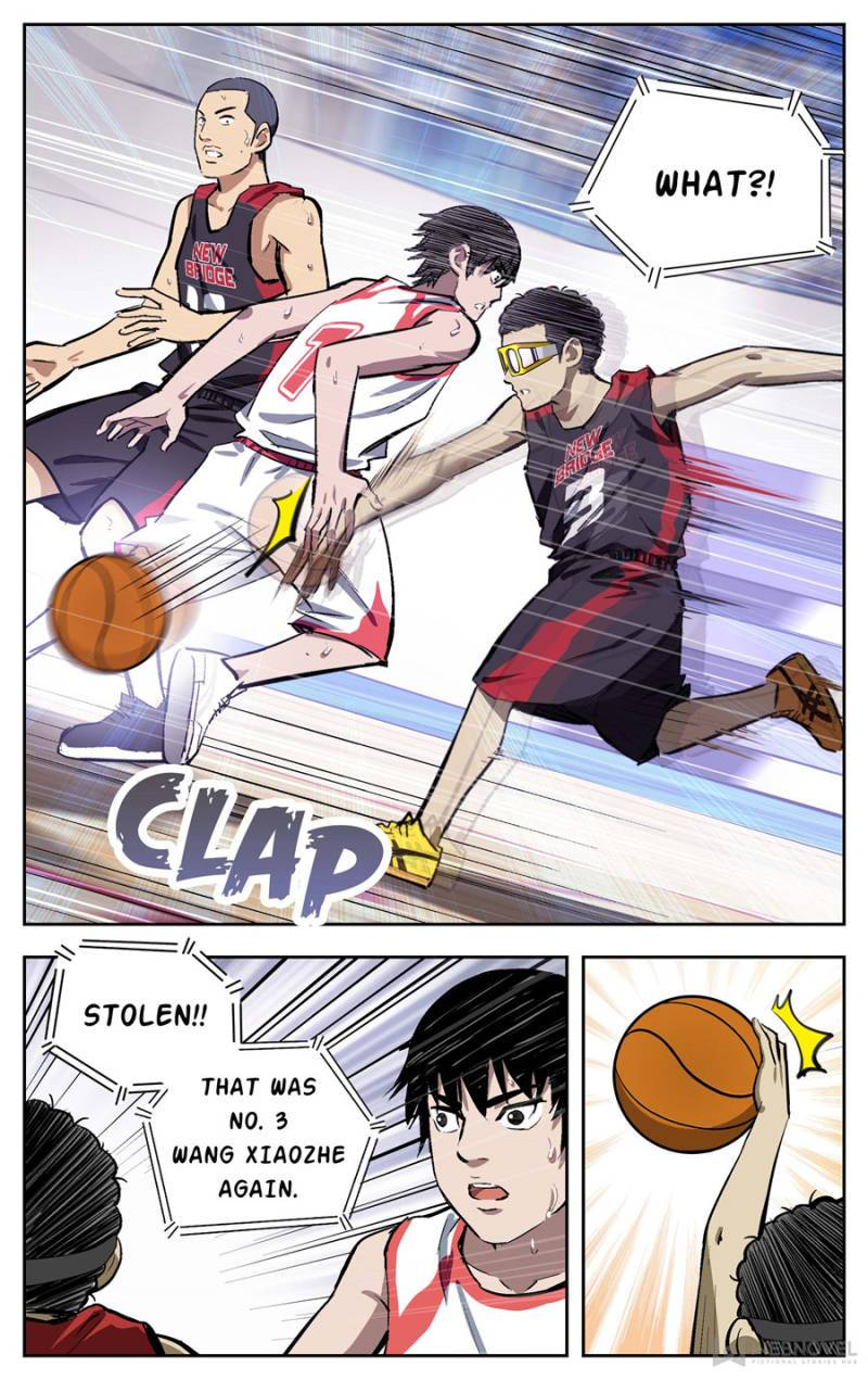 Into The Net! - chapter 140 - #3