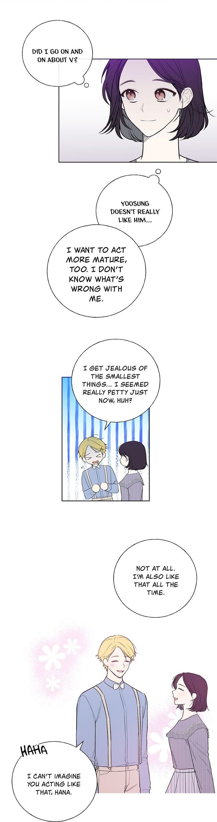 Invitation Of The Mystic Messenger - chapter 39 - #3