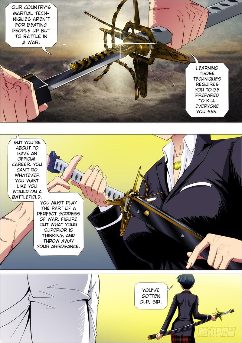 Iron Ladies - chapter 177 - #3
