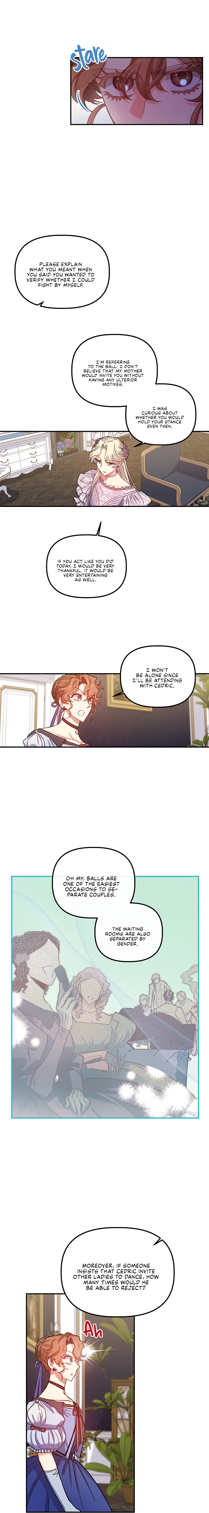 Is It Fortune or Is It Woe? - chapter 40 - #3